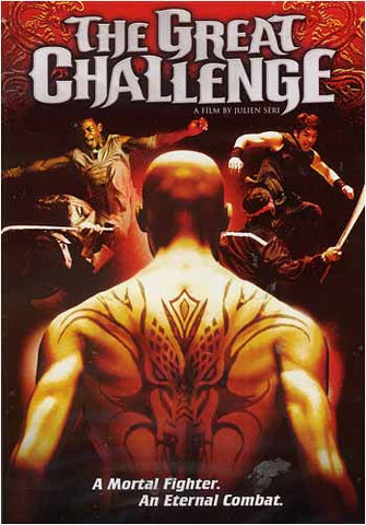 The Great Challenge DVD Movie