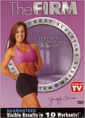 The Firm - Body Sculpting System - Body Sculpt DVD Movie
