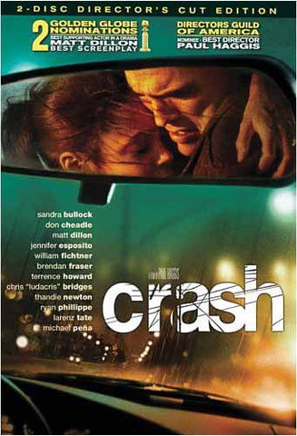 Crash (2-Disc Director's Cut Edition) DVD Movie