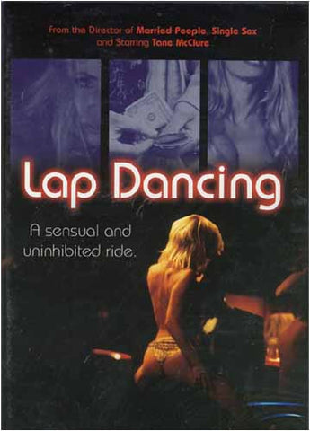 Lap Dancing DVD Movie