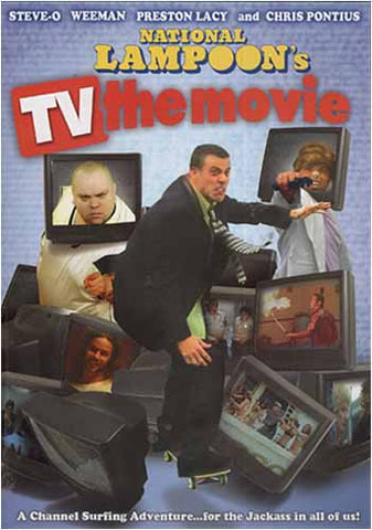 National Lampoon's TV the movie DVD Movie