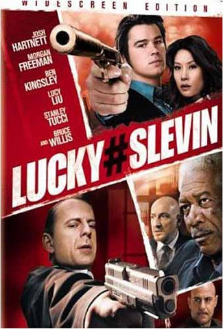 Lucky Number Slevin (Widescreen Edition) (Bilingual) DVD Movie