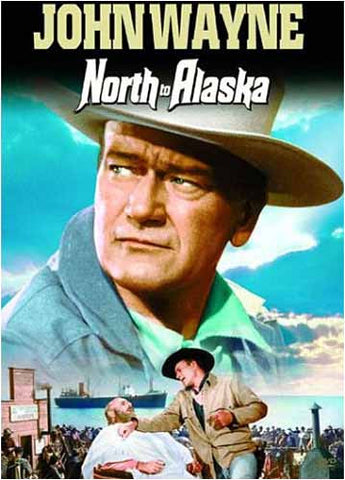 North to Alaska DVD Movie