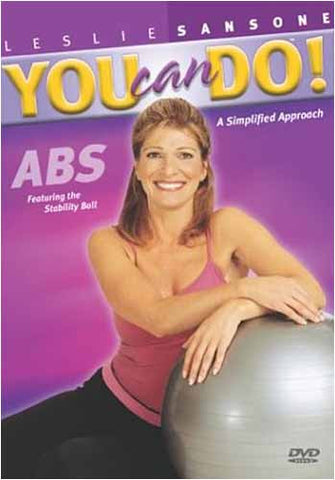 Leslie Sansone - You Can Do Abs DVD Movie