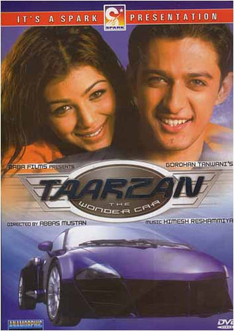 Taarzan - The Wonder Car (Original Hindi Movie) DVD Movie