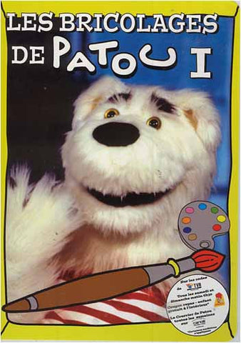 Les Bricolages De Patou 1 DVD Movie