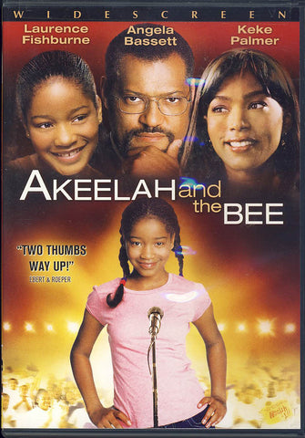 Akeelah and the Bee (Widescreen with Spanish Subtitles) DVD Movie