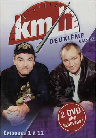 Km/h - Deuxieme Saison (Episode 1 to 11) DVD Movie