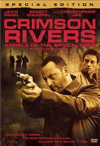 Crimson Rivers - Angels of the Apocalypse (Special Edition) DVD Movie