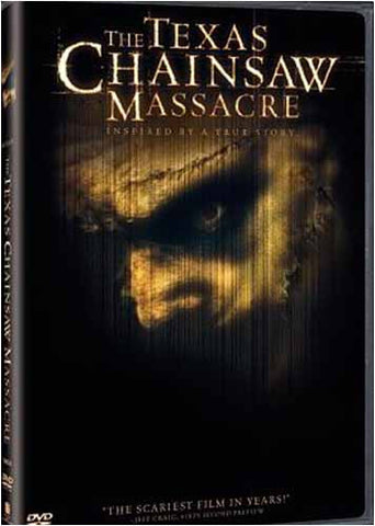The Texas Chainsaw Massacre (Bilingual) DVD Movie