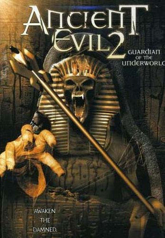 Ancient Evil 2 - Guardian of the Underworld DVD Movie