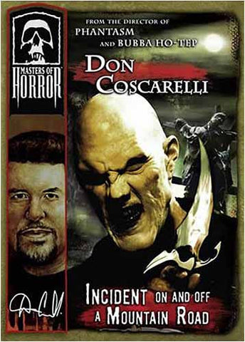 Masters of Horror - Don Coscarelli - Incident on and off a Mountain Road DVD Movie