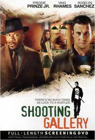 Shooting Gallery DVD Movie