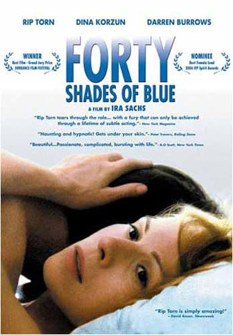 Forty Shades of Blue DVD Movie