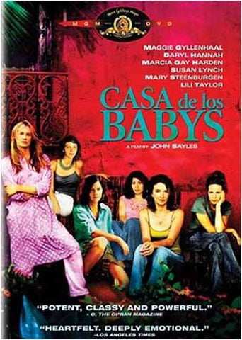 Casa de los Babys DVD Movie