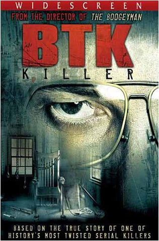 BTK Killer DVD Movie