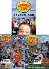 Corner Gas - Season 1, 2 and 3 (3 Pack)