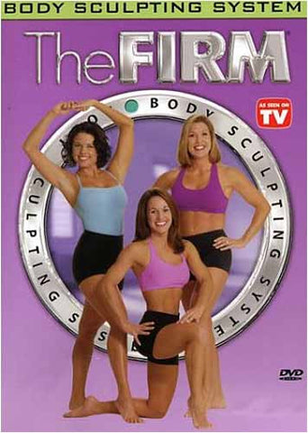 The Firm - Body Sculpting System (3 Disc Boxset) DVD Movie