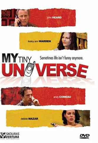 My Tiny Universe DVD Movie