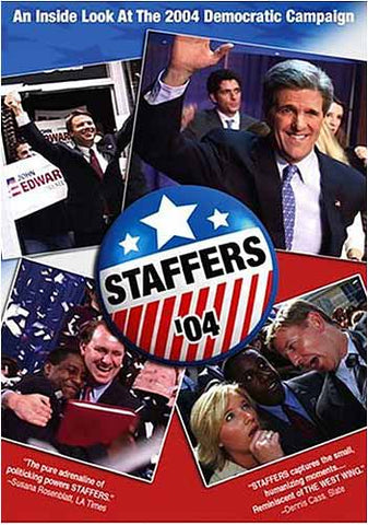 Staffers '04 DVD Movie