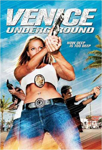 Venice Underground DVD Movie