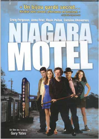Niagara Motel DVD Movie