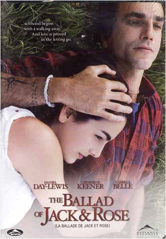 The Ballad of Jack and Rose (Bilingual) DVD Movie