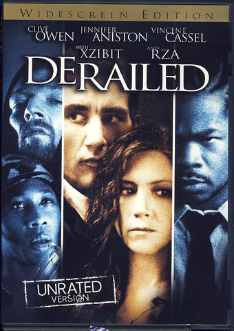 Derailed (Unrated Widescreen) DVD Movie