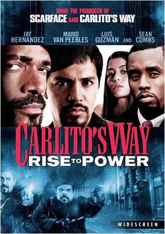 Carlito's Way - Rise to Power (Widescreen) DVD Movie