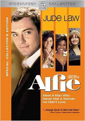 Alfie (Widescreen) (Special Collector's Edition) DVD Movie