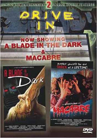 A Blade in the Dark / Macabre (Anchor Bay Entertainment Horror Double Feature) DVD Movie