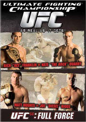 UFC (Ultimate Fighting Championship)Vol 56 - Full Force