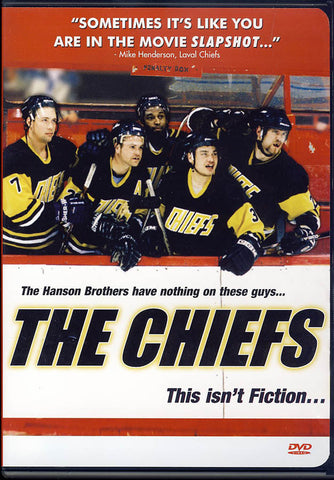 The Chiefs (Fullscreen) DVD Movie