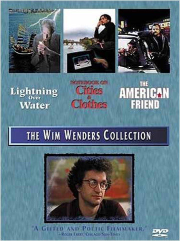 The Wim Wenders Collection (Boxset) DVD Movie