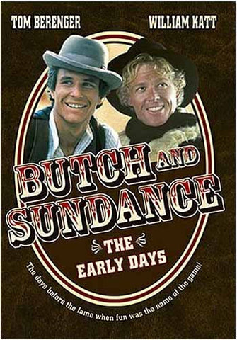 Butch and Sundance - The Early Days DVD Movie