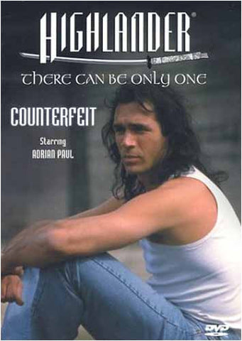 Highlander - Counterfeit DVD Movie