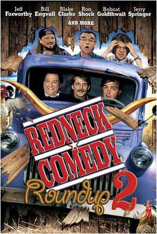 Redneck Comedy RoundupVol 2 (Fullscreen) DVD Movie