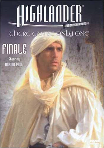 Highlander - Finale (There Can Be Only One) DVD Movie