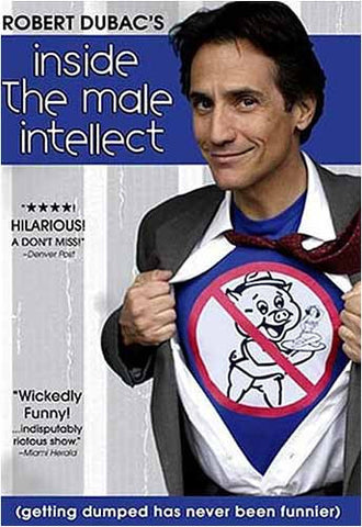 Inside the Male Intellect DVD Movie