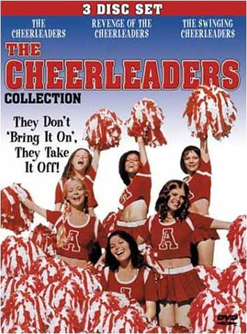 The Cheerleaders Collection (Boxset) DVD Movie