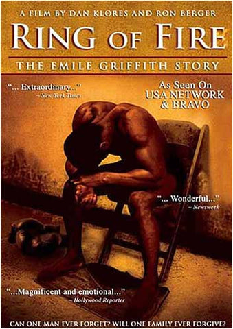 Ring of Fire - The Emile Griffith Story DVD Movie