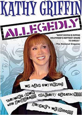 Kathy Griffin - Allegedly DVD Movie