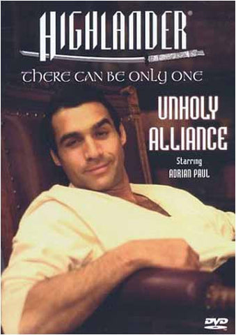 Highlander - Unholy Alliance DVD Movie