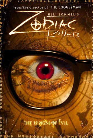 Zodiac Killer DVD Movie