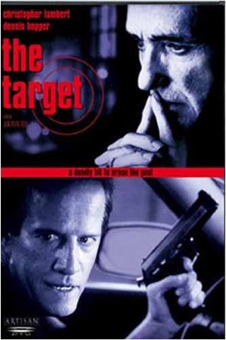 The Target (Dennis Hopper) DVD Movie