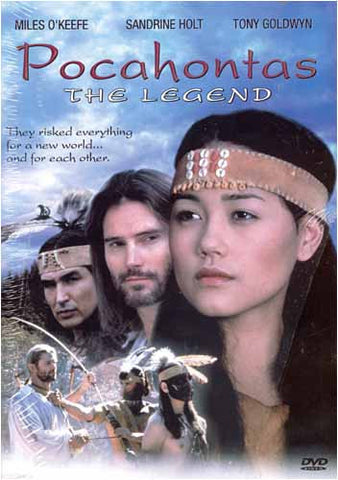 Pocahontas - The Legend DVD Movie