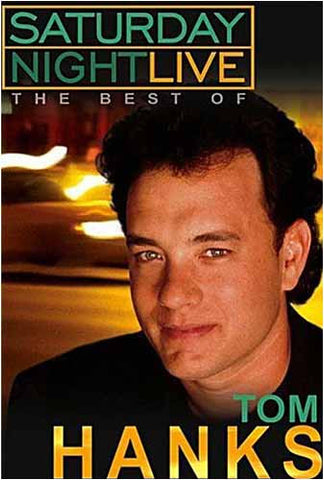 Saturday Night Live - The Best of Tom Hanks DVD Movie