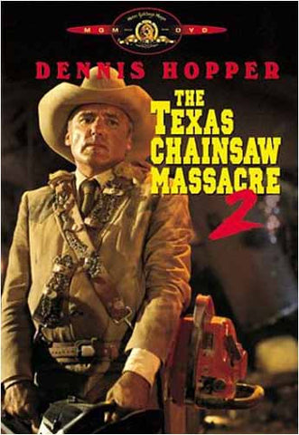 The Texas Chainsaw Massacre 2 (MGM) DVD Movie