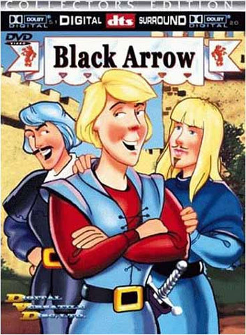 Black Arrow DVD Movie