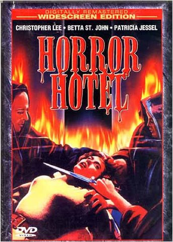 Horror Hotel DVD Movie